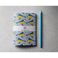 Blue Tit Notebook